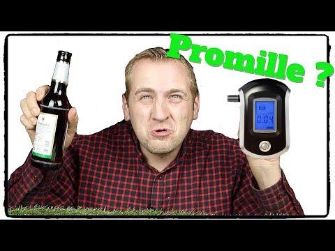 ❌ ALKOHOLTEST GERÄT UM DEN RESTALKOHOL ZU ERMITTELN - IM TEST