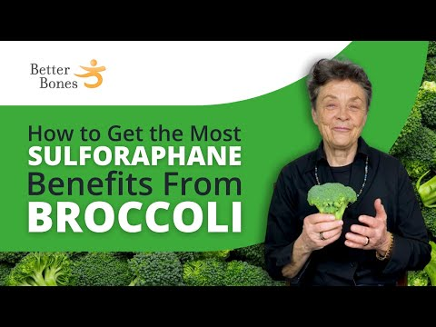 , title : 'How to Get The Most Sulforaphane Benefits from BROCCOLI