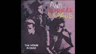 Anti-Nowhere League - I hate people