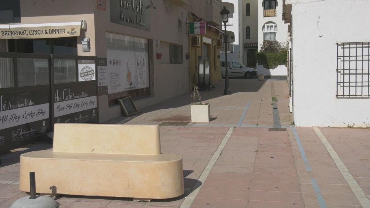CALLEJONES DE LOS PINTORES EN SABINILLAS