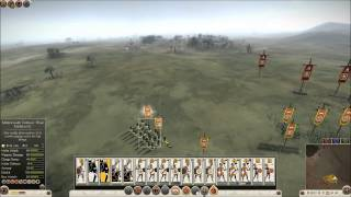 Total War Rome 2 New Epirus units in online battle! MASSIVE IMPROVEMENT!! (Patch 9.1)
