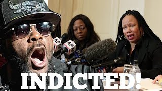 R. Kelly Finally CHARGED! Facing TEN Counts, No Bail