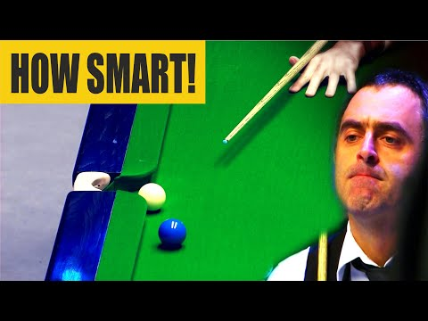 The Most Clever Shots in Snooker | The Art of Thinking