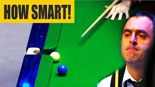 The Cleverest Shots in Snooker | The Art of Thinking