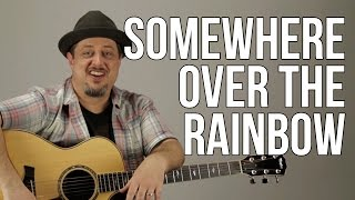 How To Play Israel Kamakawiwo'ole - Somewhere Over The Rainbow