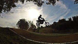preview picture of video 'Motocross & Enduro - Saint Yrieix La Perche 2014'