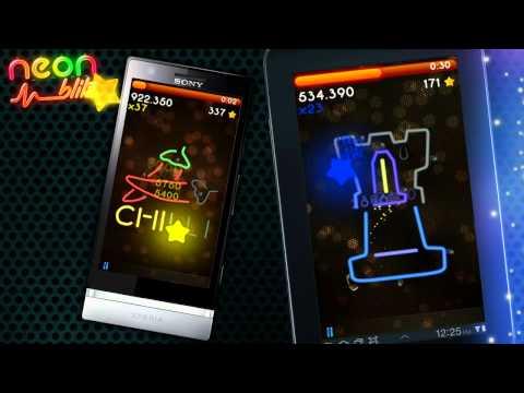 Video of Neon Blitz
