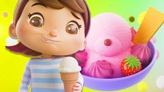 Ice Cream Song - Little Baby Bum | BRAND NEW Baby Songs | Nursery Rhymes and Kids Songs
