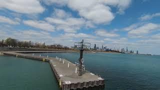Lazy Lake Michigan Cruising with the DJI FPV Drone