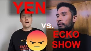 YEN vs. ECKO SHOW (DISS + Dia makan Kelinci; Cium Awkarin)