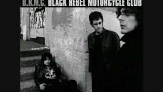 Black Rebel Motorcycle Club - Love Burns video