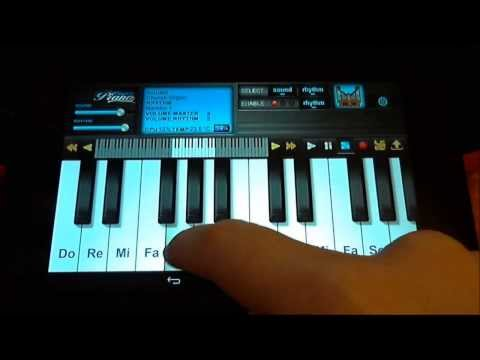 Video of Super Piano FREE HD