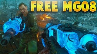 "Free Pack-A-Punched MG08 ""MAGNA COLLIDER"" Easter Egg ORIGINS Remastered (BO3 Zombies)"