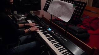 Joy Division - Twenty Four Hours - piano cover [HD]