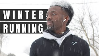 running in the winter | what I wear for cold weather runs