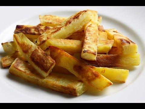 Sweet Potato Fries – Oven Roasted