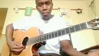 Easy Guitar Lesson For Todii By Oliver Mtukudzi