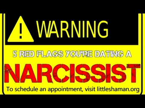 Early warning signs in dating
