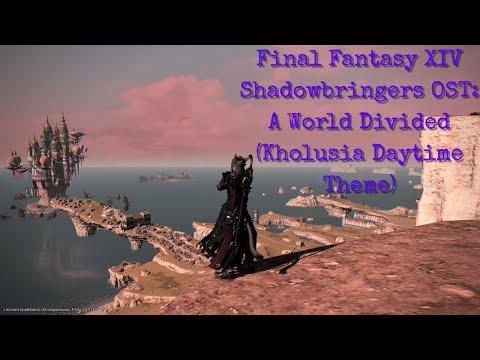 Final Fantasy XIV Shadowbringers OST: A World Divided (Kholusia Daytime Theme)