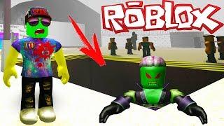 Я СНОВА ПРЫГНУЛ В ЭТУ ЯМУ! Опасное ВЫЖИВАНИЕ в ЗОНЕ 51 от Cool GAMES Игра Roblox Area 51