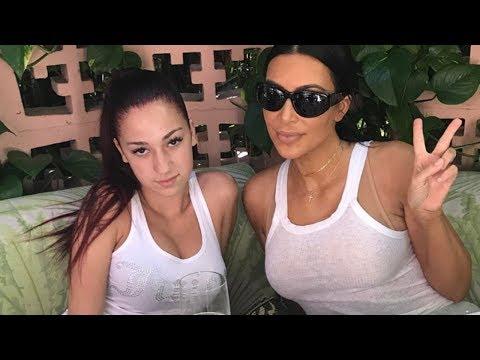 AWKWARD! Kim Kardashian Meets
