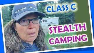 Solo Female Travel Vlog//Stealth Camping near Denver & Unique Camping Spot Finder!