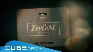 """BTOB(비투비) - 10th Mini Album """"Feel"""