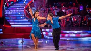 Gambar cover Susanna Reid & Kevin Jive to 'Shake Your Tailfeather' - Strictly Come Dancing 2013 Week 1 - BBC One