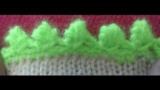क्रोशिया बॉर्डर  बुनाई के लिए हिंदी  में  Crochet border for neck border part II