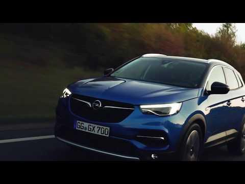 Novo Opel Grandland X