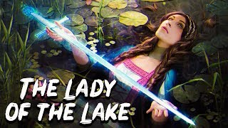 The Lady of the Lake (Vivien/Nimue) Arthurian Legends - Mythology Dictionary - See U in History