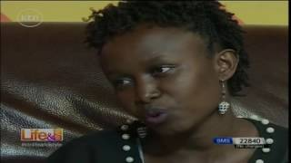 Life and Style: The Paint Brush with Mariah Nyakio - 17th January,2017