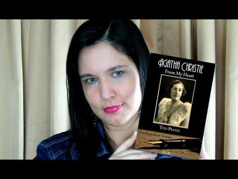 Agatha Christie from my heart | Biografia | Autor: Tito Prates