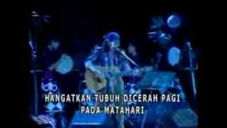PEREMPUAN MALAM - IWAN FALS - Karaoke