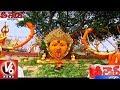 V6 Bonalu  Song Crosses 1 Crore Views | Teenmaar News | V6 News