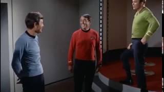 "Star Trek - ""Better give yourself a shot Doc!"""