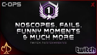 Critical Ops: NOSCOPES, FAILS, FUNNY MOMENTS & MUCH MORE