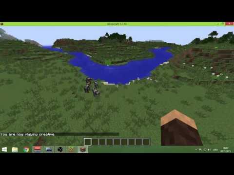 Minecraft VLog - Mod Spotlight - Streams