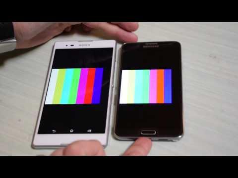 Foto Sony Xperia T2 Ultra vs Samsung Galaxy Note 3 Neo
