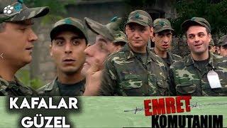 Emret Komutanım  - ASKERLERİN KAFASI GÜZEL!