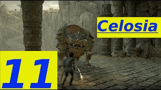 Shadow Of The Colossus Parte 11: BOSS CELOSIA ! (HD Ita, PS4, No Commentary)