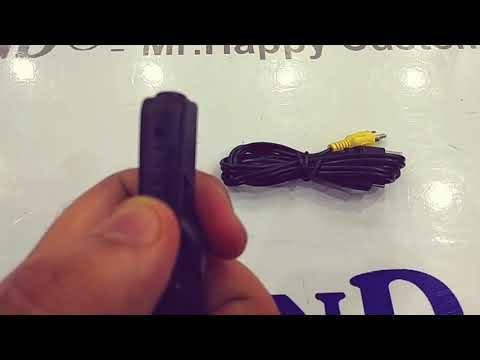 Pen Camera Audio Video Recorder