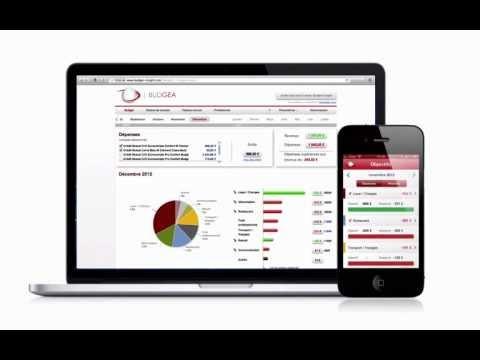 Video of Budgea – Gestion de budgets