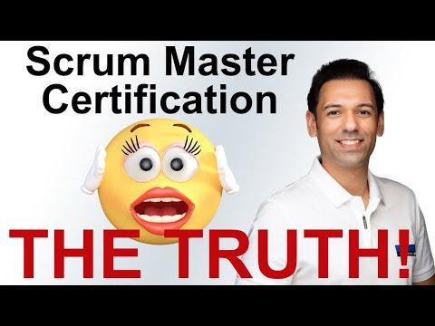 Scrum Master Certification: My Honest Opinion On Scrum Master ...