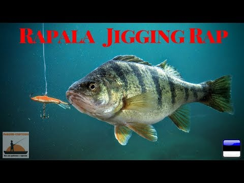 Балансир RAPALA JIGGING RAP W05-LP фото №1