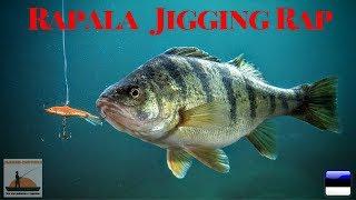 Балансиры rapala - jigging rap