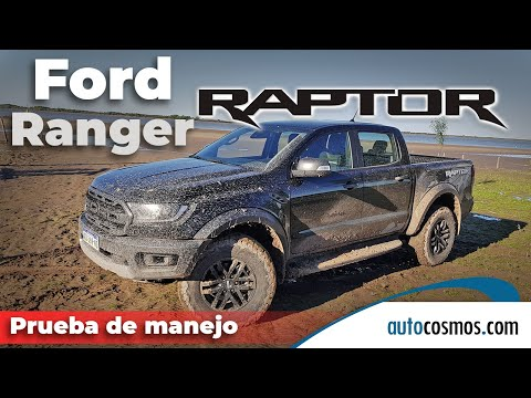 Test Ford Ranger Raptor