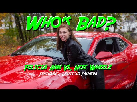 Who's Bad Featuring Leviticus Fashions Black Leather Thigh High Boots