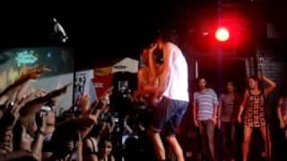 3oh!3 - Chokechain (Live)
