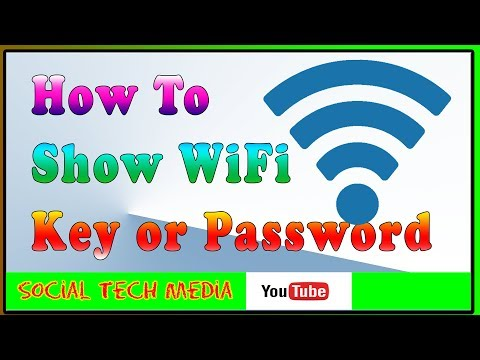 how can i hack wifi password without root